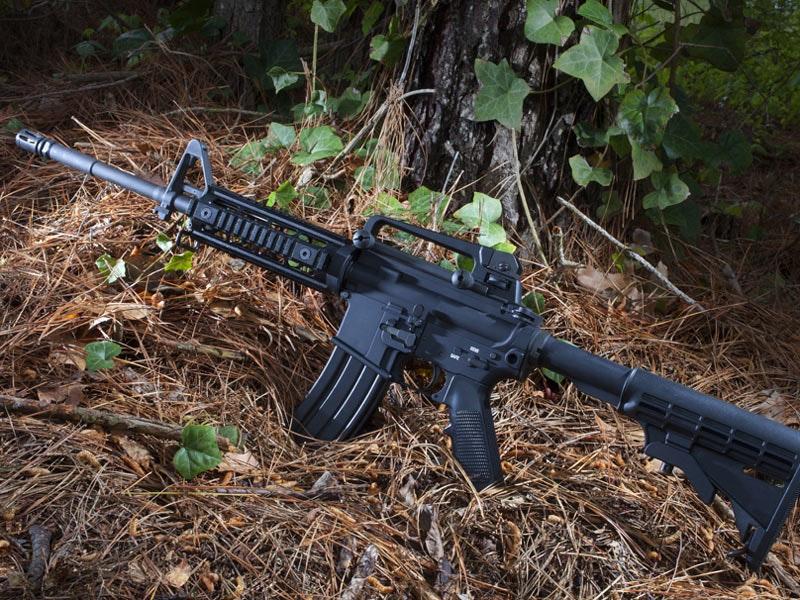 Shooting - Terminator (45 Bullets)