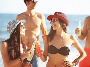 La Sala by the Sea VIP Sun Loungers in Marbella