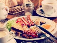 Breakfast At Jack's In Puerto Banus