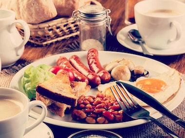 Breakfast At Jack's In Puerto Banus in Marbella