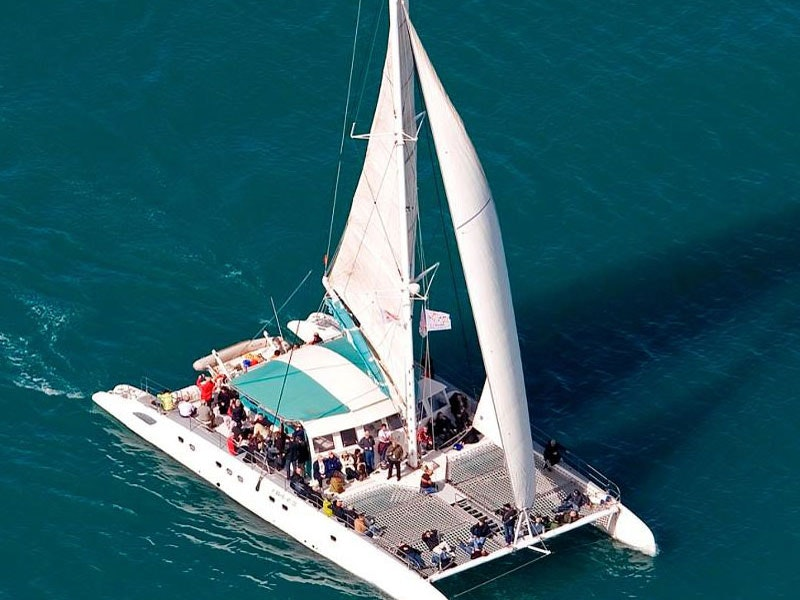 Two Hour Catamaran Charter
