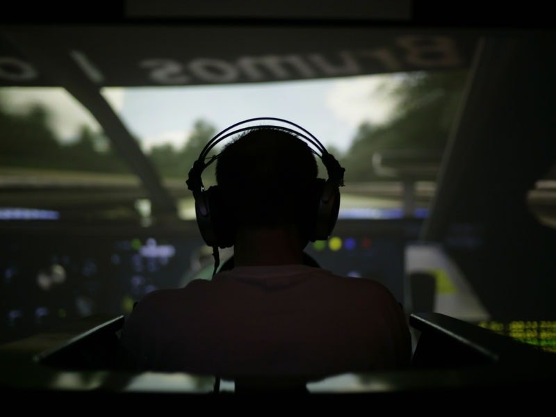 Racing Car Simulator Experience