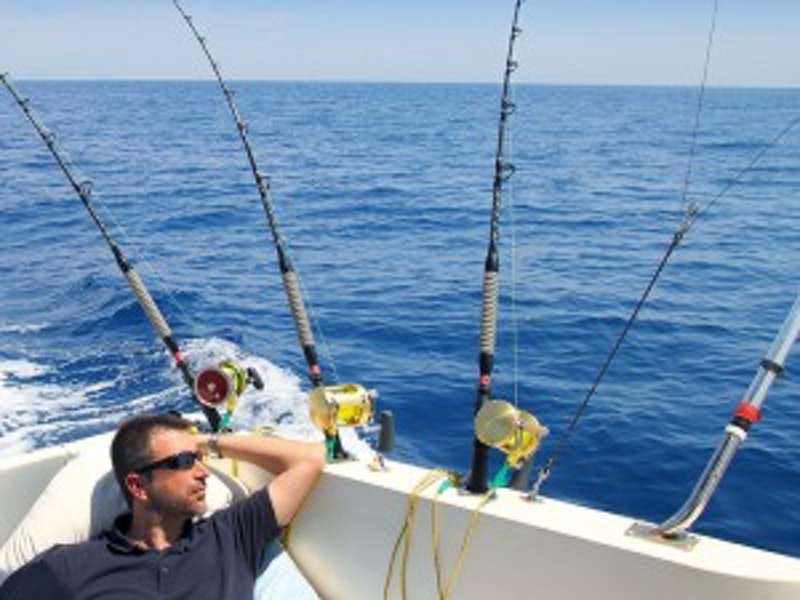 Reef Fishing Experience