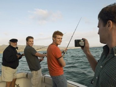 Reef Fishing Experience (Six Hours) in Albufeira
