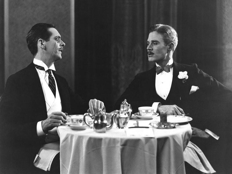 Gentlemans Afternoon Tea