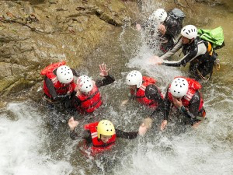 Half Day Gorge Walking Experience