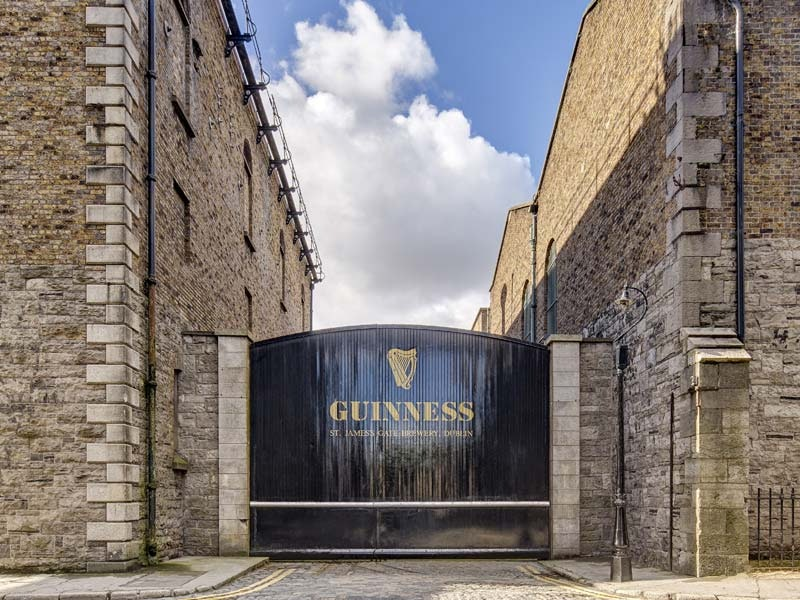 Guinness Storehouse Self Guided Tour