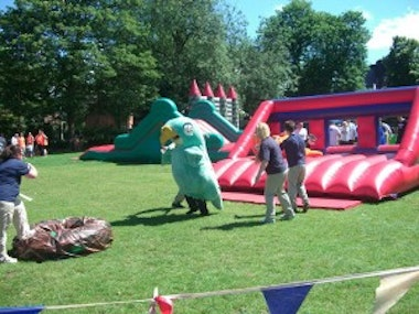 It's a Knockout Experience in Bristol