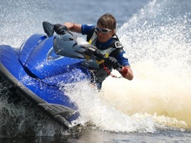 Jet-ski Taster Session in Newquay