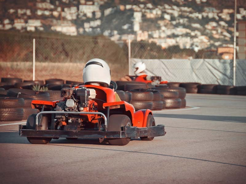 Outdoor Karting Grand Prix