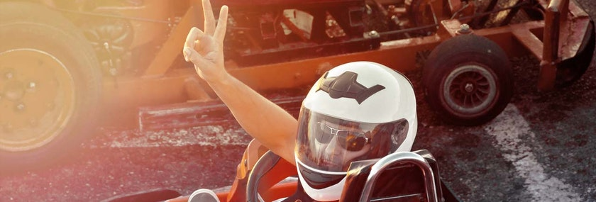 Oxford Go-Karting, Casino & Lap Dancing Package