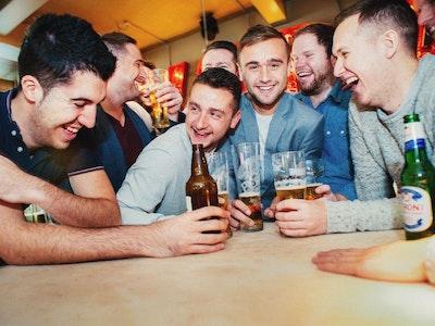 Pre Club Bar