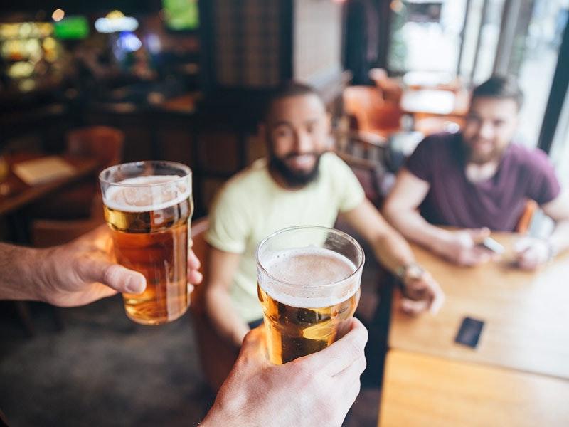 Ruin Bars Pub Crawl - Legendary - Unlimited Shots