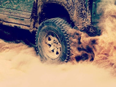 4x4 Off Road Driving Experience in York