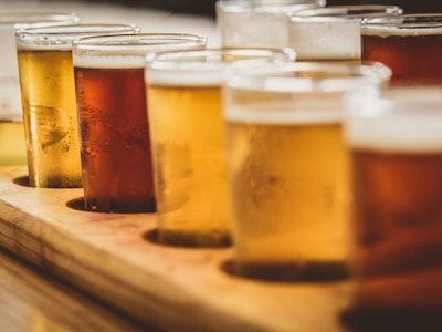 Scottish Beer Sampling