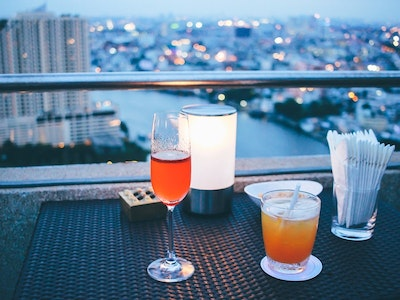 Rooftop Bar Crawl