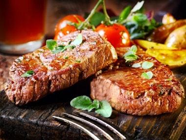 Argentinian Steak Meal incl. Drinks in Marbella