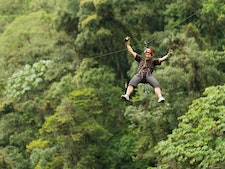 Flying Fox Experience - Zipline