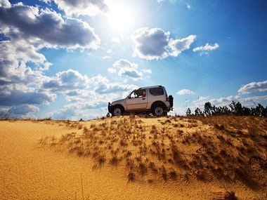 Buggy Safari Experience incl Return Transfers in Albufeira