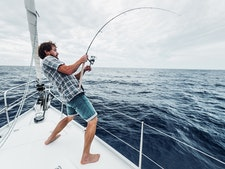 Boat Fishing Trip Experience