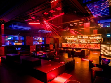 Saturday Nightclub Entry to Sway in London