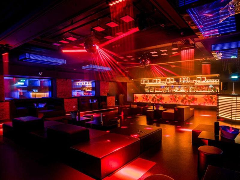 Saturday Nightclub Entry to Sway