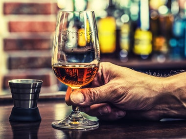 Whisky Tasting in Edinburgh