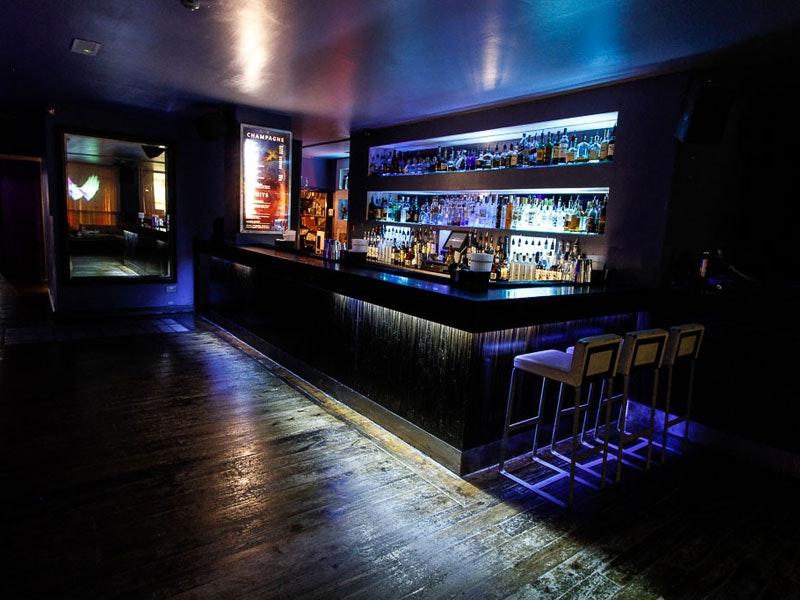 Saturday Nightclub Entry