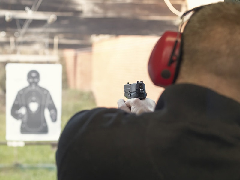 Pistols Shooting Package