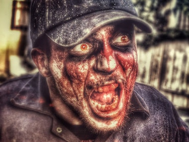 Zombie Boot Camp in Birmingham