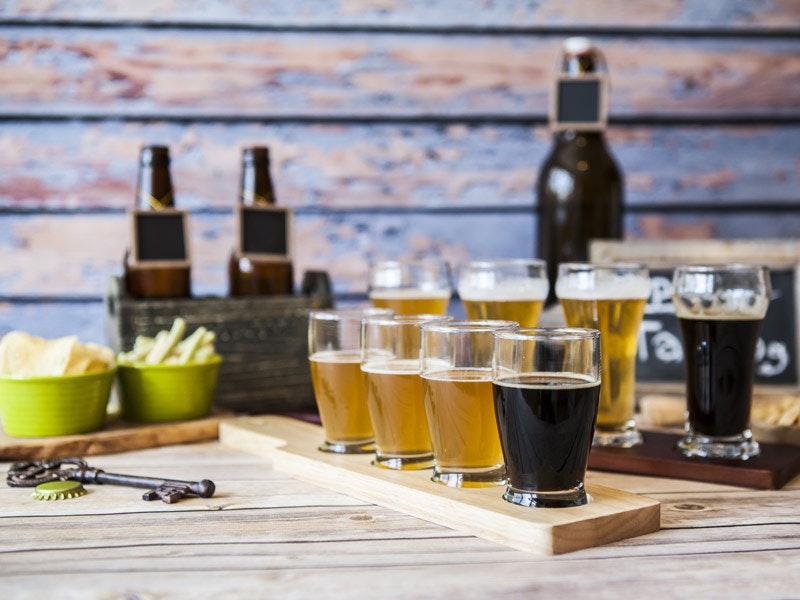 Scottish Beer Sampling (Historic Ales)