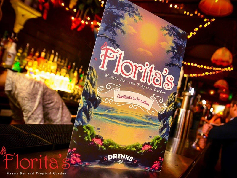 Friday Night Bar Entry to Floritas