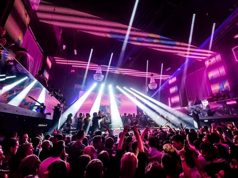 Prepaid Nightclub Entry