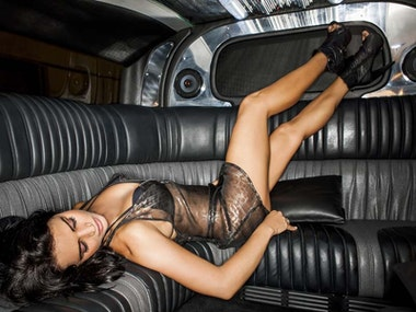 Limo Hummer with Stripper (One Way Airport Transfer) in Hamburg