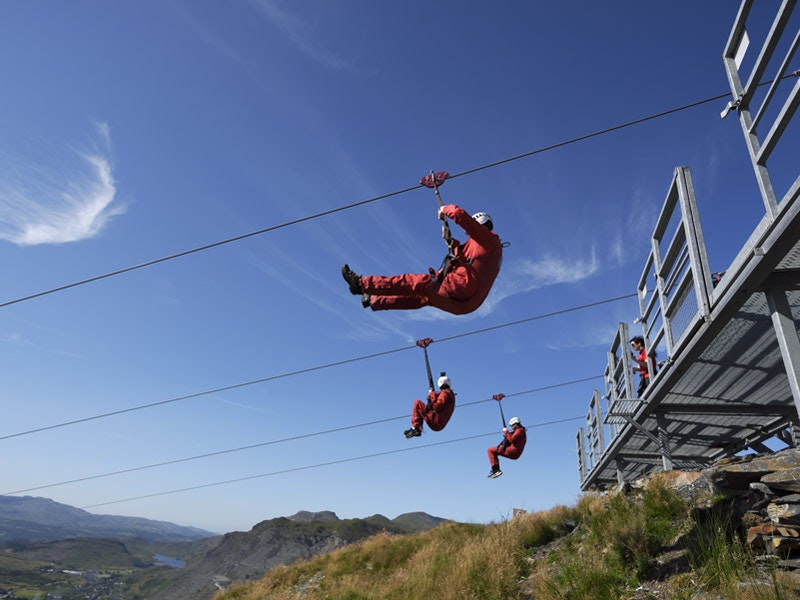 Zip World Titan