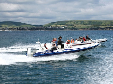 Power Boat Experience in Bournemouth