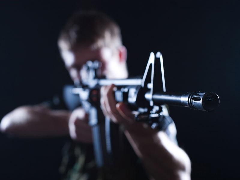 AK-47 Shooting Experience (Twenty Bullets) incl Return Transfers