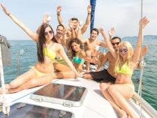 Catamaran Party Cruise