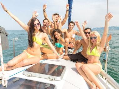 Catamaran Party Cruise in Marbella