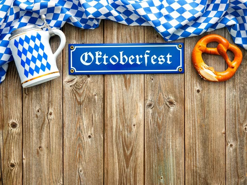 Oktoberfest Package - Saturday Afternoon