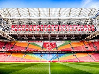 Ajax Stadium Tour Inc Private Transfers in Amsterdam