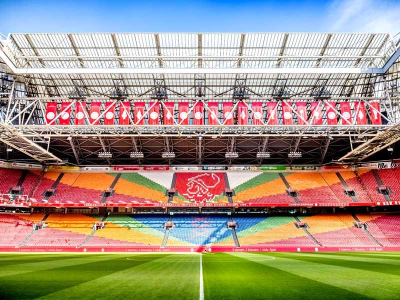 Ajax Stadium Tour Inc Private Transfers