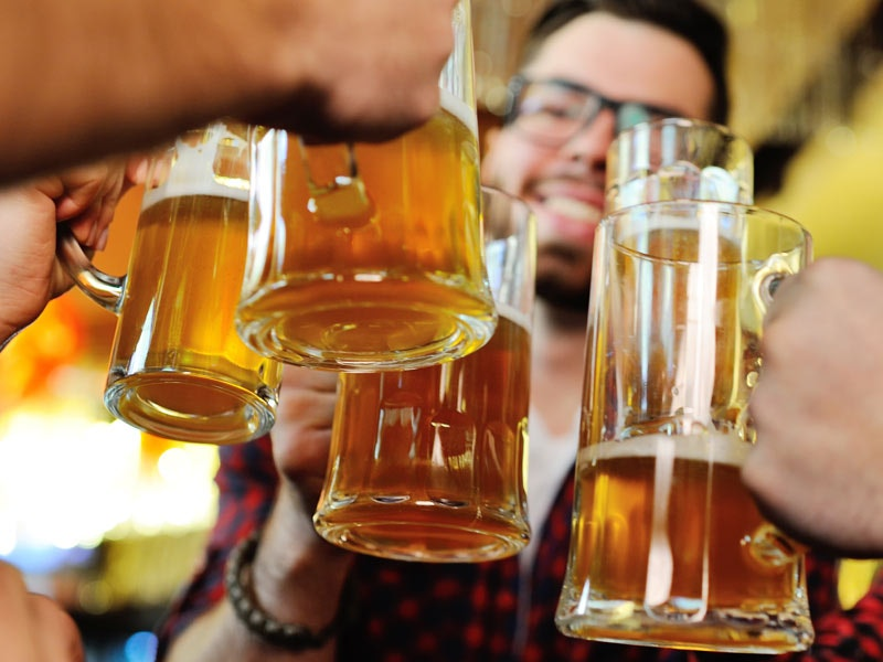 Edinburgh Bierkeller Experience - Cologne Package
