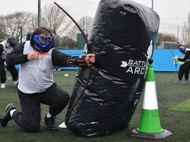 Xtreme Archery in Bristol