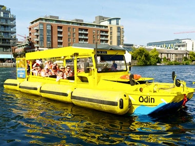 Viking Splash Tour in Dublin