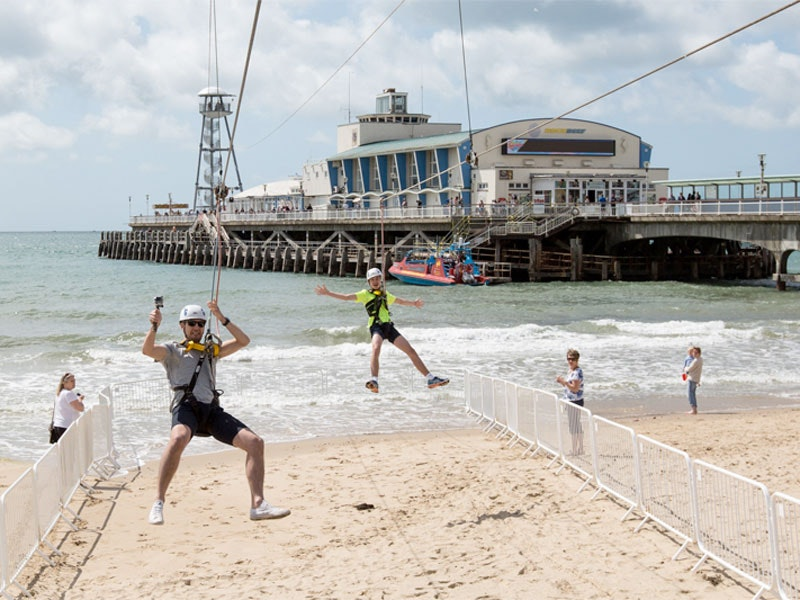 Bournemouth PierZip