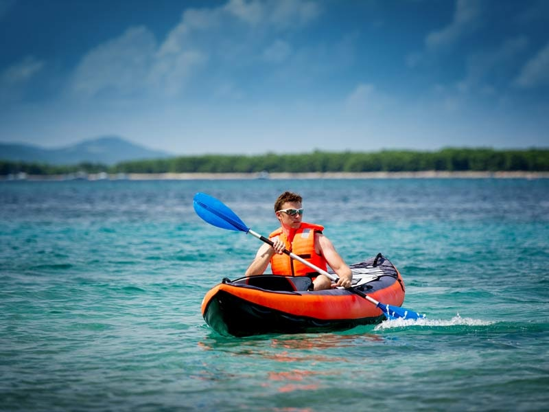 Sea Kayaking and Paddle Boarding (Sandbanks)