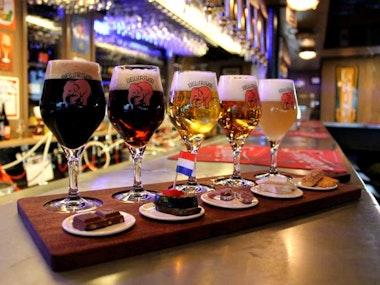 Dutch Beer Tasting in Amsterdam