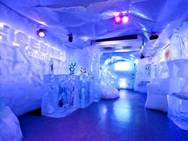 Ice Bar incl.Drinks in Amsterdam
