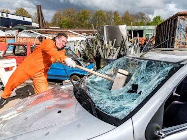 Car Smash inc Transfers in Amsterdam